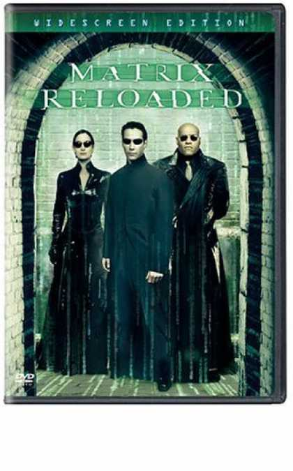 Bestselling Movies (2006) - The Matrix Reloaded (Widescreen Edition) by Andy Wachowski