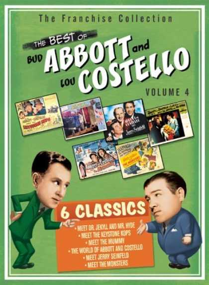 Bestselling Movies (2006) - Best of Bud Abbott and Lou Costello Vol 4