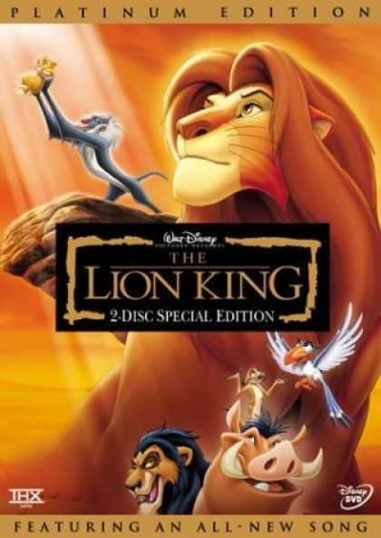 Bestselling Movies (2006) - The Lion King (Disney Special Platinum Edition) by Rob Minkoff