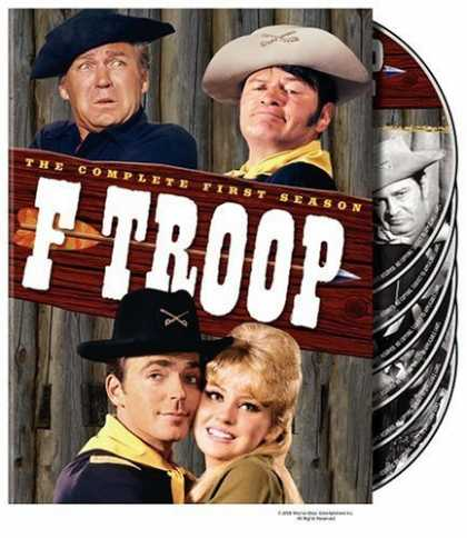 Bestselling Movies (2006) - F Troop - The Complete First Season by Phil Rawlins