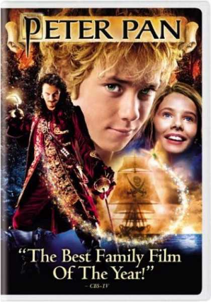 Bestselling Movies (2006) - Peter Pan (Widescreen Edition) by P.J. Hogan