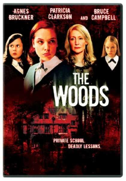 Bestselling Movies (2006) - The Woods (Widescreen Edition) by Lucky McKee