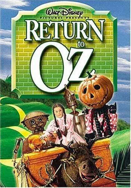 Bestselling Movies (2006) - Return to Oz by Walter Murch