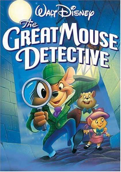 Bestselling Movies (2006) - The Great Mouse Detective by Ron Clements