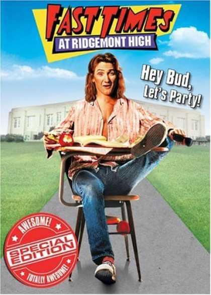 Bestselling Movies (2006) - Fast Times at Ridgemont High (Widescreen Special Edition) by Amy Heckerling