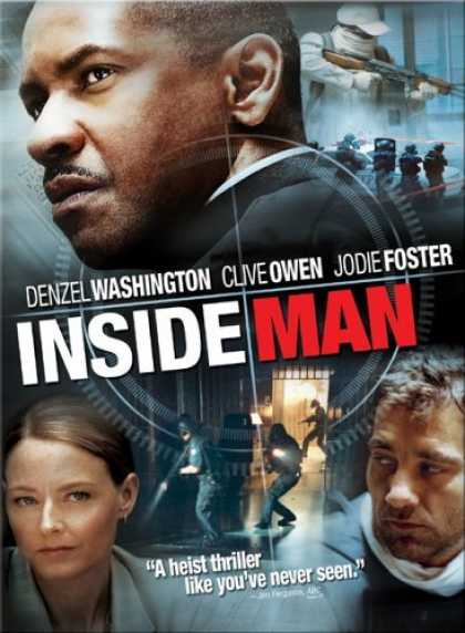 Bestselling Movies (2006) - Inside Man (Full Screen Edition) (2006) by Spike Lee