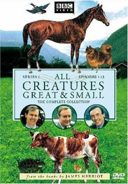 Bestselling Movies (2006) - All Creatures Great & Small: The Complete Series 1 Collection by Rachel Hogg