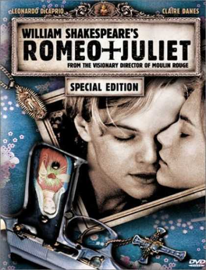 Bestselling Movies (2006) - William Shakespeare's Romeo & Juliet (Special Edition) by Baz Luhrmann