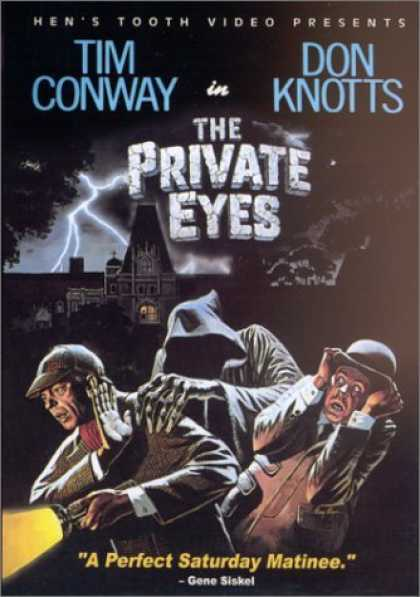Bestselling Movies (2006) - The Private Eyes by Lang Elliott