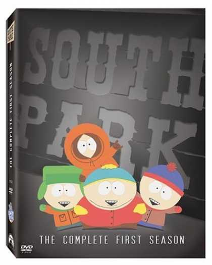 Bestselling Movies (2006) - South Park - The Complete First Season by Matt Stone