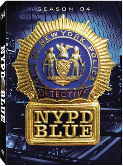 Bestselling Movies (2006) - NYPD Blue - The Complete Fourth Season by Farrel Levy