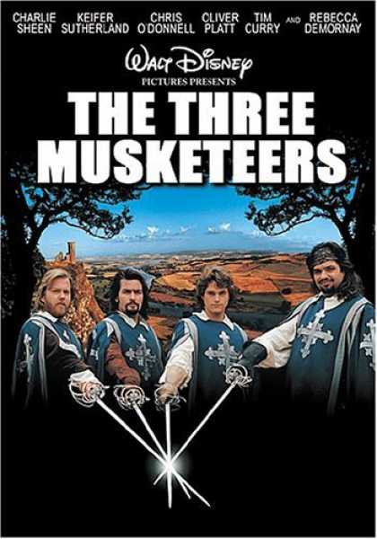 Bestselling Movies (2006) - The Three Musketeers by Stephen Herek
