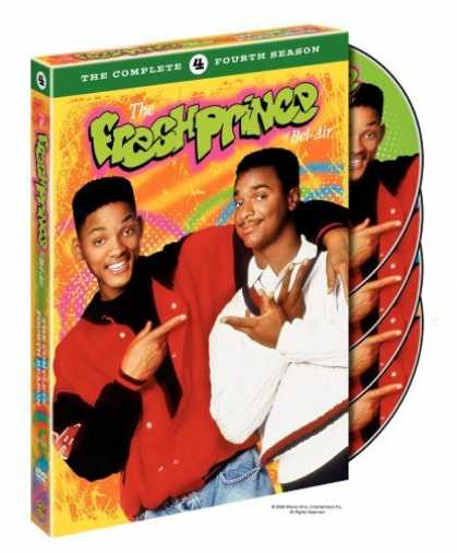 Bestselling Movies (2006) - The Fresh Prince of Bel-Air - The Complete Fourth Season by Rita Rogers