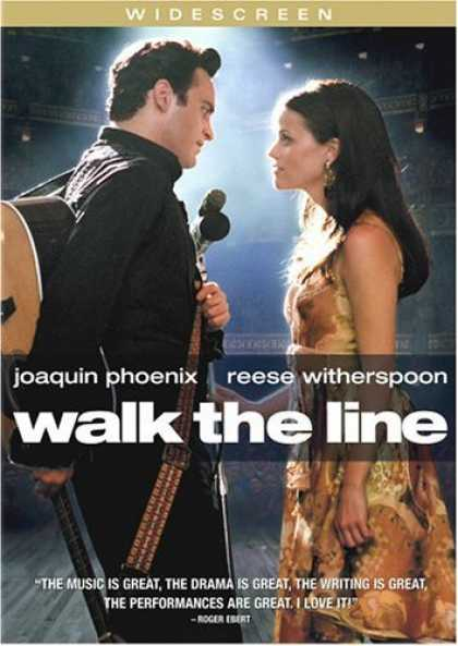 Bestselling Movies (2006) - Walk the Line (Widescreen Edition) by James Mangold