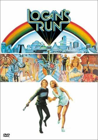 Bestselling Movies (2006) - Logan's Run by Michael Anderson