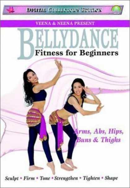 Bestselling Movies (2006) - Bellydance Fitness for Beginners - Arms, Abs, Hips, Buns & Thighs