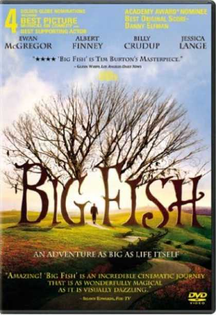 Bestselling Movies (2006) - Big Fish by Tim Burton