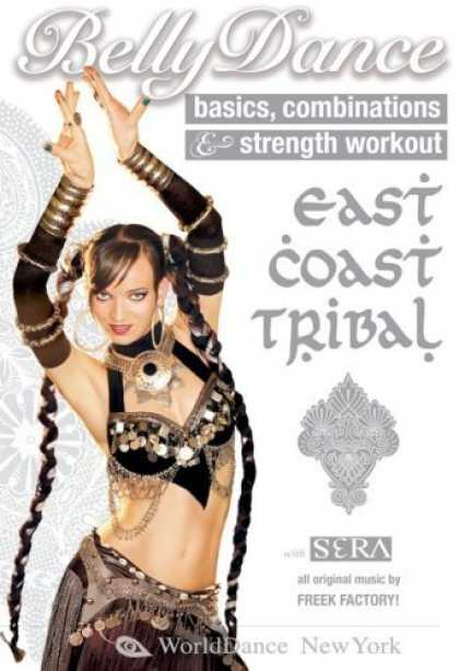 Bestselling Movies (2006) - Bellydance: East Coast Tribal - Basics, Combinations & Strength Workout