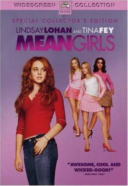 Bestselling Movies (2006) - Mean Girls (Widescreen Edition) by Mark Waters (VIII)