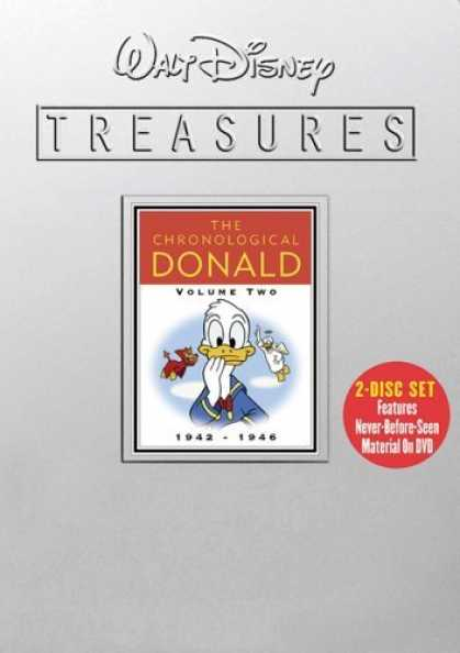 Bestselling Movies (2006) - Walt Disney Treasures - The Chronological Donald, Volume Two (1942-1946) by Dick