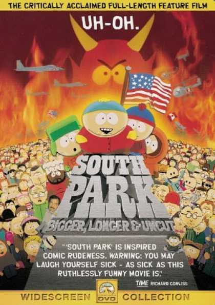 Bestselling Movies (2006) - South Park - Bigger, Longer & Uncut by Trey Parker