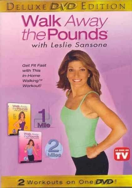 Bestselling Movies (2006) - Leslie Sansone - Walk Away the Pounds (Get Up and Get Started 1 Mile / High Calo