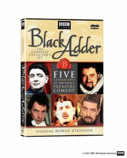 Bestselling Movies (2006) - Black Adder: The Complete Collector's Set by Tim McInnerny