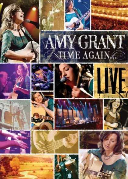 Bestselling Movies (2006) - Time Again: Amy Grant Live All Access
