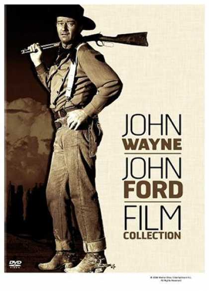 Bestselling Movies (2006) - John Wayne-John Ford Film Collection (The Searchers Ultimate Edition / Stagecoac