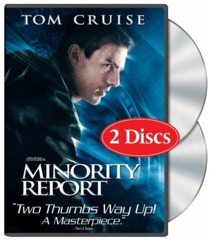 Bestselling Movies (2006) - Minority Report (Widescreen Edition)