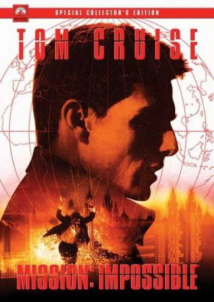 Bestselling Movies (2006) - Mission Impossible (Special Collector's Edition) by Brian De Palma