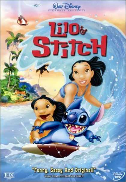 Bestselling Movies (2006) - Lilo & Stitch by Chris Sanders (III)