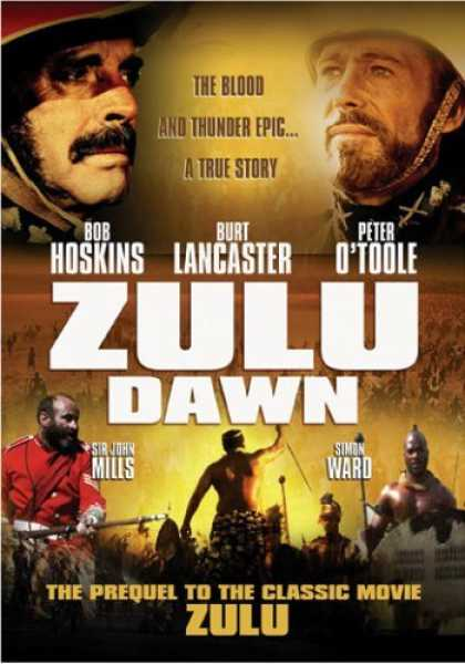 Bestselling Movies (2006) - Zulu Dawn by Douglas Hickox