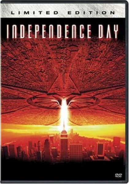 Bestselling Movies (2006) - Independence Day (Limited Edition) by Roland Emmerich
