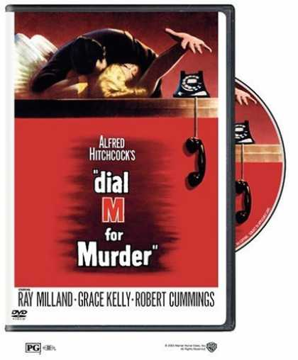 Bestselling Movies (2006) - Dial M for Murder by Alfred Hitchcock