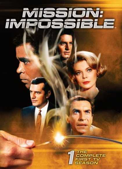 Bestselling Movies (2006) - Mission Impossible - The Complete First Season