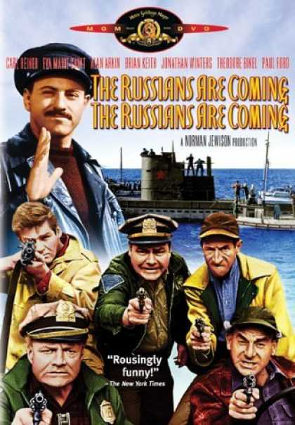 Bestselling Movies (2006) - The Russians Are Coming, the Russians Are Coming by Norman Jewison