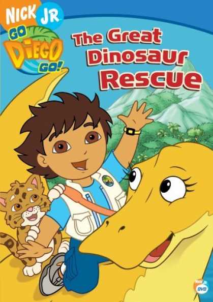Bestselling Movies (2006) - Go Diego Go! - The Great Dinosaur Rescue