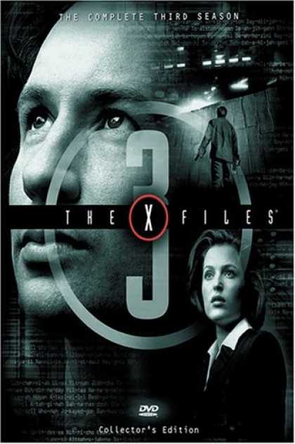 Bestselling Movies (2006) - The X-Files - The Complete Third Season (Slim Set) by Robert Mandel