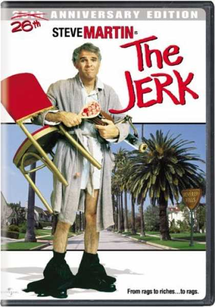 Bestselling Movies (2006) - The Jerk (26th Anniversary Edition)