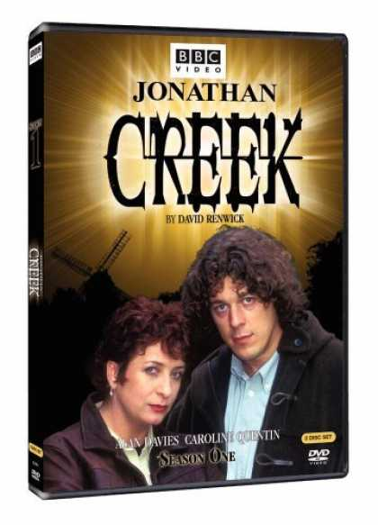 Bestselling Movies (2006) - Jonathan Creek - Season One by Sandy Johnson