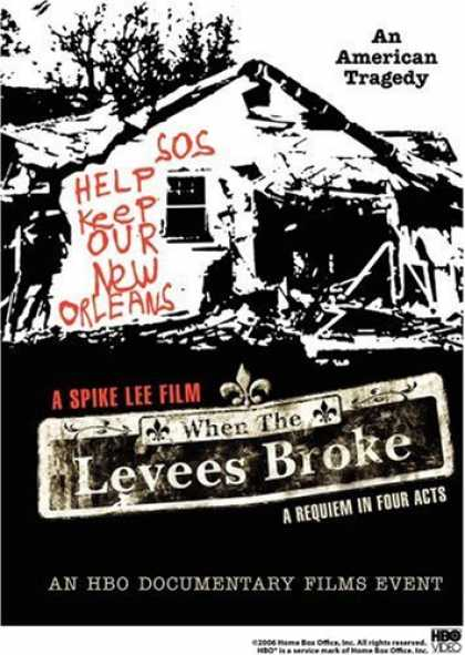 Bestselling Movies (2006) - When the Levees Broke