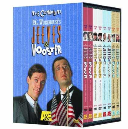 Bestselling Movies (2006) - The Complete Jeeves & Wooster Megaset by Robert Young (III)