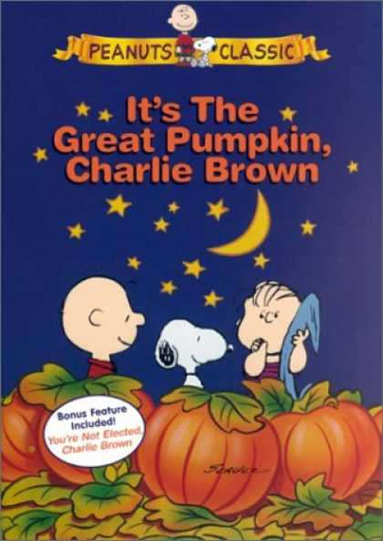 Bestselling Movies (2006) - It's the Great Pumpkin, Charlie Brown by Bill Melendez