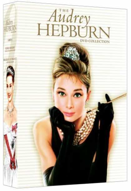 Bestselling Movies (2006) - Audrey Hepburn Collection by Billy Wilder