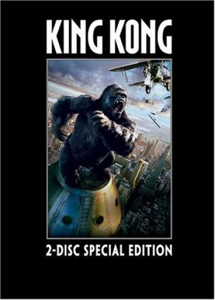 Bestselling Movies (2006) - King Kong (2-Disc Widescreen Special Edition)