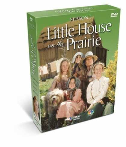 Bestselling Movies (2006) - Little House on the Prairie - The Complete Season 3 by Maury Dexter