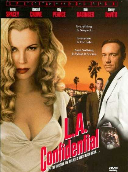 Bestselling Movies (2006) - L.A. Confidential by Curtis Hanson