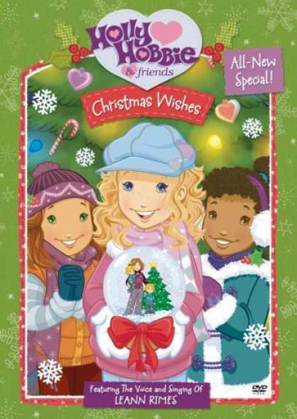 Bestselling Movies (2006) - Holly Hobbie and Friends: Christmas Wishes