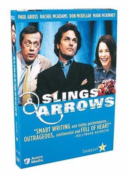 Bestselling Movies (2006) - Slings and Arrows, Season 1 by Peter Wellington
